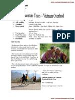 Vietnam Adventure Tours-Vietnam Overland