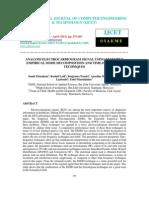 Analysis Electrocardiogram Signal Using Ensemble Empirical Mode Decomposition and Time