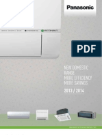 Catalog Sisteme Domestice Panasonic - 2013