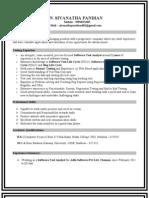 siva resume