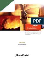 AuraPortal CaseStudy-ArcelorMittal