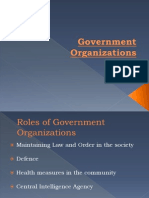 State Ngo & Government Organization