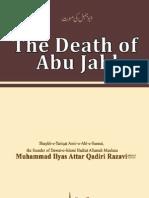 The Death of Abu Jahl [English]