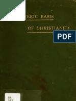 Kingsland, William - The Esoteric Basis of Christianity (1891)