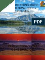 Biodiversidad y Su Conservacion