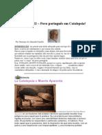 Crónica Nº 122 - Povo português em Catalepsia.