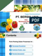 Pt. Bersih Jaya
