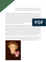 Biografi Virginia Henderson (KDK)