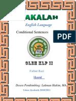 86280419 Conditional Sentences PDF