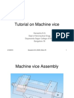 Machine Vice Tutorial