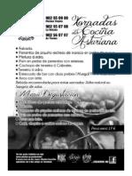 Cociña Asturiana Tixolas