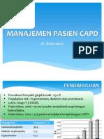 Manajemen Pasien CAPD