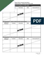 Gr. 4 Science Grade Level Indicators