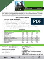 1Q13 - Earnings Release