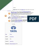 Tata Group.docx