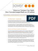 Shell Case Study - Moreover Technologies
