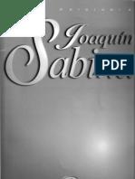 Joaquín Sabina. Antologia (partituras)