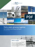 EWEA Annual Report 2011