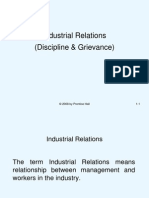 Industry relation