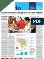 Artículo Venezuela Folha de S. Paulo