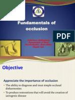 8 -Fundamentals of Occlusion