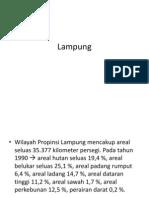 Data Lampung