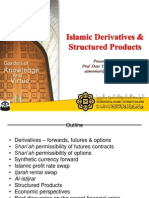 IslamicDerivatives & StructredProduct