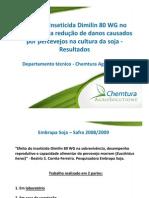 Dimilin 80 WG - Percevejo - Resultados - PDF Livre