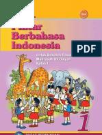 Kelas 1 - Bahasa Indonesia - Sri Hapsari