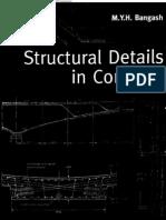 Construction - Structural Details in Concrete
