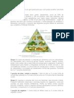 Pirâmide alimentarl
