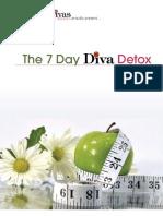 7 Day Diva Detox
