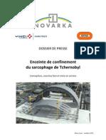 Vinci Enceinte Confinement Tchernobyl