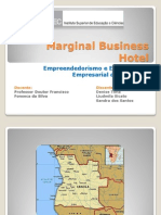 Powerpoint Marginal Business Hotel
