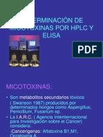 TRABAJO DE HPLC Y ELISA. MASTER.FINAL..ppt