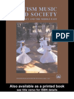 Sufism Music and Society