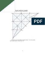 Basic Illustration of Finite Element Analysis  (2013)