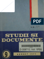 Studii Si Documente 1971-09