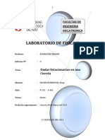 Laboratorio de Fisica II Informe II