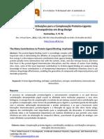 As Multiplas Contribuicoes Para a Complexacao Proteina-ligante