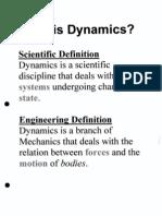 Dynamic Nots