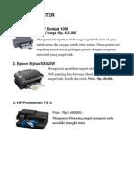 10 Printer Beserta Harganya and fax machine