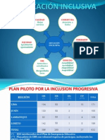 EDUCACIÓN INCLUSIVA diapositiva