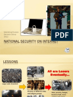 01 National Security on Internet