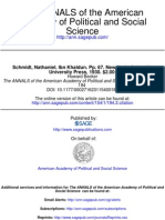 The ANNALS of the American Academy of Political and Social Science-1931-Becker-194-5