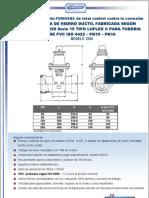 Catalogo Valve Compuerta Luflex