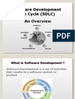 Software Development Life Cycle - An Overview
