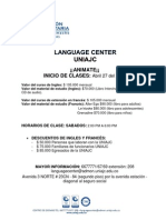 Ingles y Frances Uniajc.