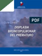Guia clinica 2009 displasia broncopulmonar.pdf