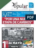 El Popular N° 221 - 26/4/2013